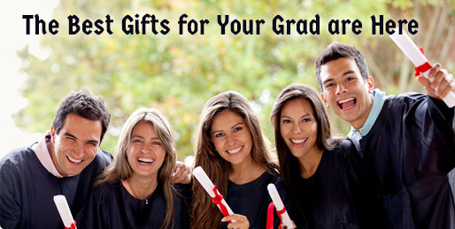 The Best Gifts for Your Grad are Here