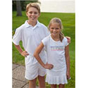 Boys and Girls Tennis Clothing
