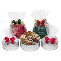 Holiday Pastry & Cookie Gift Tins