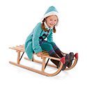 Alpine Tracker Kids' Snow Sled
