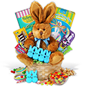 Classic Easter Basket of Goodies