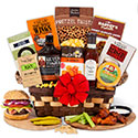 Barbecue Enthusiast Grilling Gift Basket