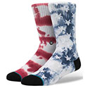 Stance Patriot Funky Print Socks