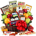 Bountiful Harvest - Fruit Gift Basket