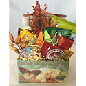 Escape The Grind Savory Gift Basket