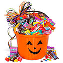 Only Treats Halloween Gift Basket