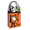 Double-Handled Felt Halloween Treat Bag
