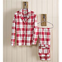 UGG Women's Plaid Flannel Pajamas