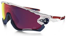 Oakley Jawbreaker Team USA Sunglasses