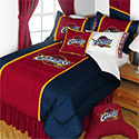 Cleveland Cavaliers NBA Basketball Bedding