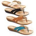 Women's Samoset Thong Ankle Sandals