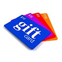 Gift Cards from Selected Merchants