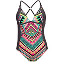 adidas Let Go Deco One-piece Swimsuit