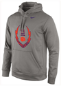 Nike Clemson Tigers Football Icon Hoodie