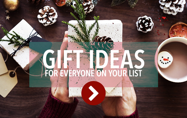 2019 Holiday Gift Ideas