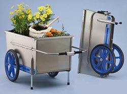 Garden Cart from Best Buds Garden Supply