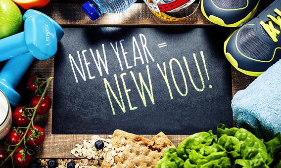 Easy Ways to Get Healthy in 2015