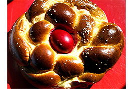 The Easter Season Continues with the Flavors of Eastern Orthodox Tradition